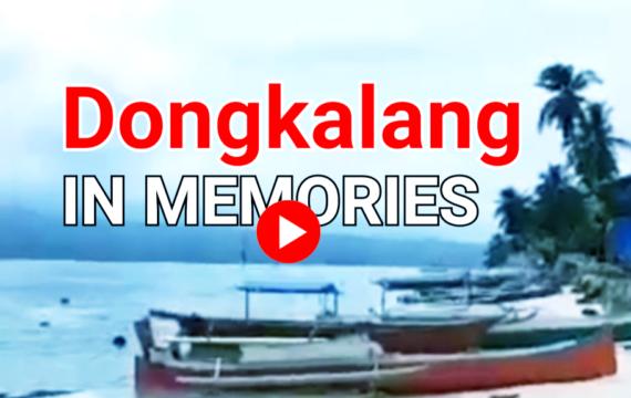Wisata Ojek Perahu di Dongkalang Kepulauan Selayar