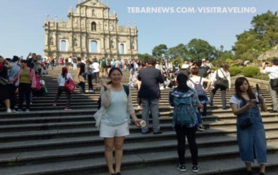 Menyusuri Jejak Portugis di Kota Macau