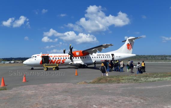 Bandara H. Aroeppala Kabupaten Kepulauan Selayar