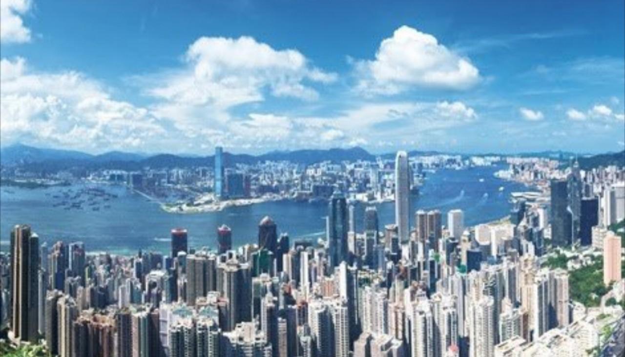 Kamar 1617 Hotel Best Western Kota Kowloon Hong Kong